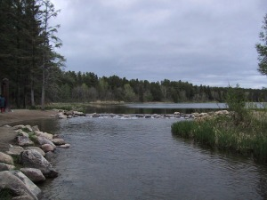 Lake Itasca Mississippi Headwaters